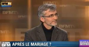 Débat BFMTV : Mariton, Derville, Assouline, Gougain sur le Mariage pour tous