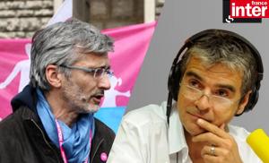 «Nous nous battons pour une idée de l'être humain» – Interview par Fabrice DROUELLE sur France Inter