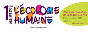Ecologie humaine: grand rendez-vous les 6 et 7 décembre à Paris
