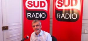 Tugdual Derville interviewé sur Sud Radio