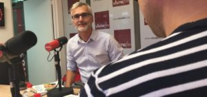 Le grand témoin sur Vivre FM autour d'À Bras Ouverts