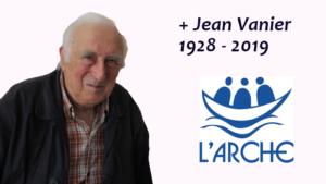 «Jean Vanier était un homme habité par Dieu» L'incorrect, 8 mai 2019.