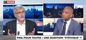 «Il faut se mobiliser fortement pour porter la voix du plus fragile, l'enfant» CNews, 24 juillet 2019